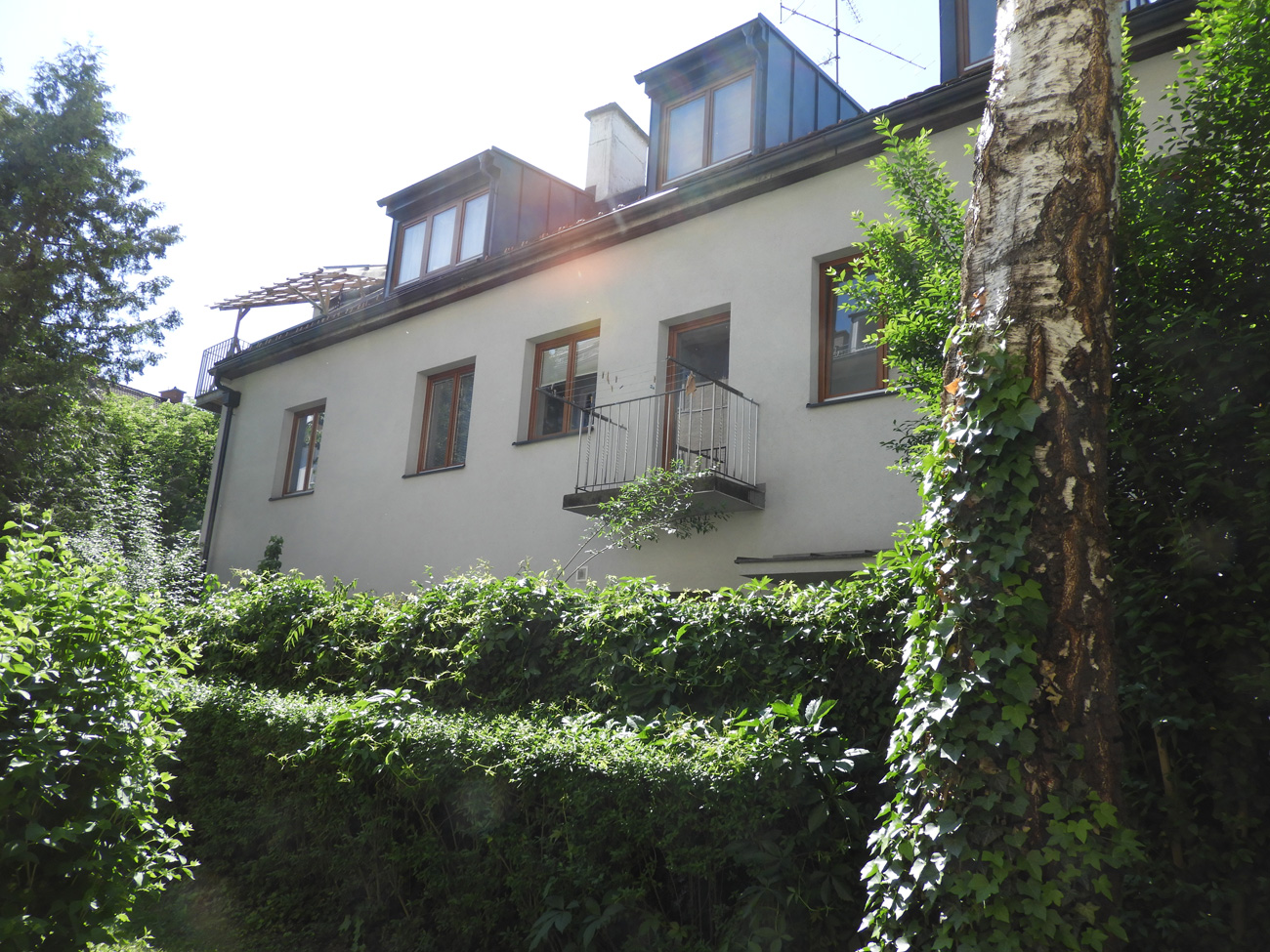 Gebirgsjäger Platz 5, Salzburg